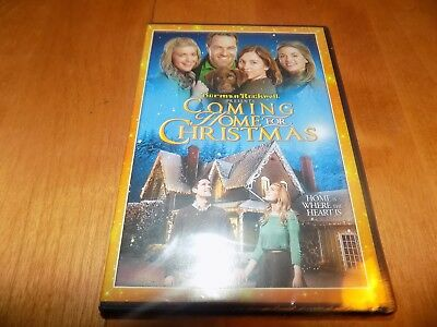 COMING HOME FOR CHRISTMAS Holiday Classic Norman Rockwell Present DVD SEALED NEW