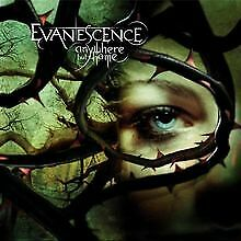 Anywhere But Home CD+Dvd von Evanescence | CD | Zustand gut