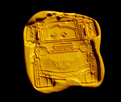 Cars Truck - Flexible Silicone Mold-Candy Cookie Crafts Cake Pop Cupcake Clay