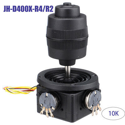4-Axis Joystick Potentiometer Button For JH-D400X-R4 10K 4D + Wire