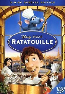 Ratatouille (3D-Pop-Up-Box) [Special Edition] [2 DVDs] vo... | DVD | Zustand gut