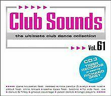Club Sounds Vol.61 von Various | CD | Zustand gut