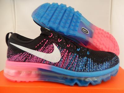 8bd088f541df4 WMNS NIKE FLYKNIT Max Womens Running Shoes Sneakers Trainers Air Max ...