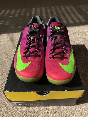 timeless design db42f 5a257 NIKE Kobe 8 System MC MAMBACURIAL Size 10 100% Authentic 615315 500