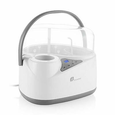 Baby Bottle Warmer Steam Sterilizer and Breast Milk with LCD-Display Accurate (F