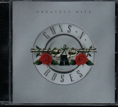 GUNS N' ROSES - Greatest Hits - CD Album *Best Of**Singles**Collection*