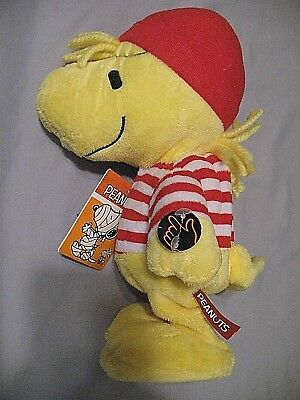 WOODSTOCK PIRATE HALLOWEEN Peanuts Motion and Sound 12