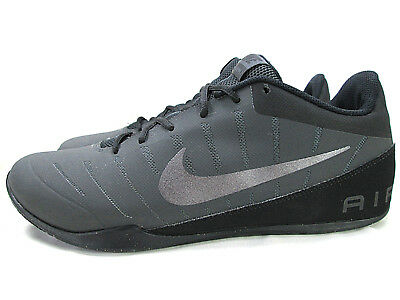 separation shoes ce5ab aa8a1 NIKE Air Mavin 2 Low Basketball Shoes Mens 12 Anthracite Black Silver  830368-
