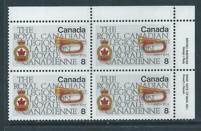 Canada #680i UR PL BL Low Fluorescent Variety MNH **Free Shipping**