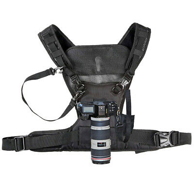 Camera Carrying Chest Harness System Vest Quick Strap For Dslr Camera Photo