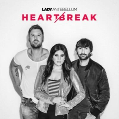 LADY ANTEBELLUM Heart Break CD NEU 2017