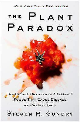 """The Plant Paradox: The Hidden Dangers in """"Healthy"""".... [PDF] (fast delivery 24h)"""