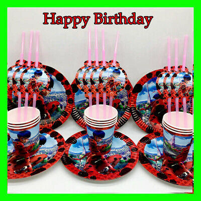 60Pcs-Miraculous-Ladybug-Cartoon-Kids-Boys-Baby-Birthday-Decorative-Party-Event