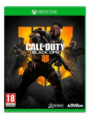 Cod Black Ops 4 Deluxe Edition Xbox One Juego/Game Digital Perfil/Profile
