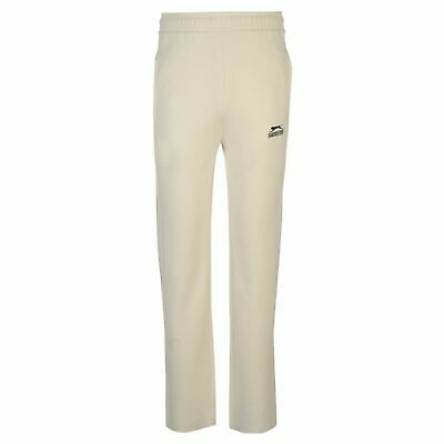 Slazenger Kids Boys Cricket Trousers Junior Pants Bottoms Elasticated Waist
