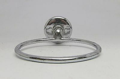 Vintage Wall Mount Circular Towel Holder