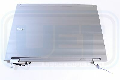 Dell Vostro 1500 Laptop LCD Top Back Cover Lid NW683 Black CCFL Grade A Tested