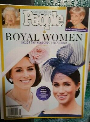 2019 Special Edition People Royal Women Kate And Meghan Magazine