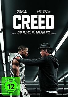 Creed - Rocky's Legacy | DVD | Zustand sehr gut