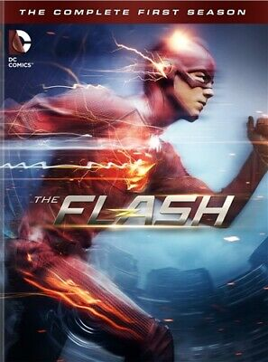 THE FLASH 2014 TV SERIES THE COMPLETE FIRST SEASON 1 New Sealed 5 DVD Set