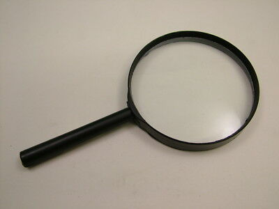 """Large 90mm 3.1/2"""" Magnifying Glass - For DIY/Engineers/Hobbies 3x magnification"""