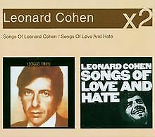 The Songs Of Leonard Cohen/Songs Of Love And Hate von... | CD | Zustand sehr gut