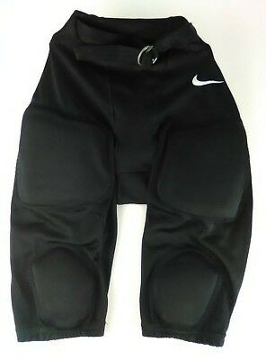 c1e1ceec4df4 Nike Recruit 2.0 Integrated Padded Football Pants Black Boys Youth Size  Large
