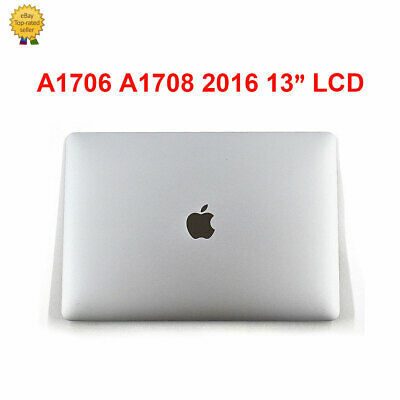 "LCD Screen Display Assembly for MacBook Pro 13"" A1706 A1708 2016 2017 Space Gray"