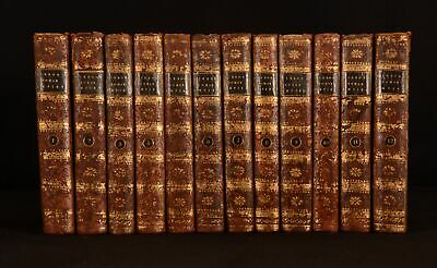1791-92 12vols The History of the Decline and Fall of the Roman Empire Edward Gi