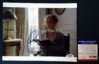 RADHA MITCHELL Signed 8X10 Color Finding Neverland Photo PSA/DNA COA Autograph