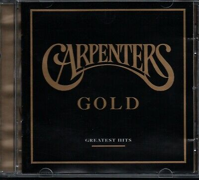 CARPENTERS - Gold (Greatest Hits) - CD Album *Best Of**Collection**Singles*