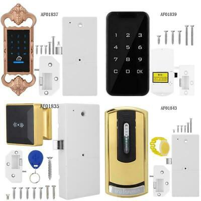 Cabinet Invisible Electronic RFID Lock Hidden Keyless Drawer Door Sensor Locker