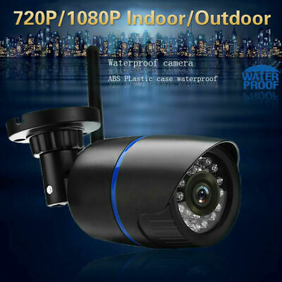 Wifi IP Camera 1080P Indoor Security Wireless IR Built-in TF Card Slot Yoosee