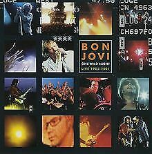 One Wild Night Live 1985-2001 von Bon Jovi | CD | Zustand gut