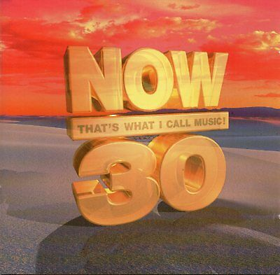 Now That's What I Call Music 30 - Various Artists (CD 1995) Original CD