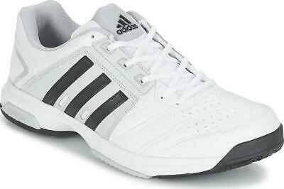 Adidas Mens Trainers  Barricade Approach White Running/Gym Shoes New AQ2279