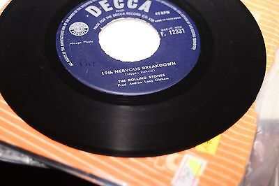 The Rolling Stones As Tears Go By Hong Kong Orig Uk Colony 7 Inch Unbox Decca