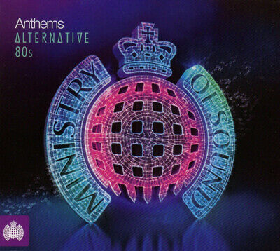 Ministry Of Sound - Anthems Alternative 80s (3 X CD)