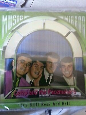 cd Gerry and the pacemakers new and sealed