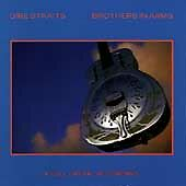 Dire Straits - Brothers in Arms (1996) remastered cd in great condition