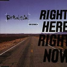 Right Here,Right Now von Fatboy Slim | CD | Zustand gut