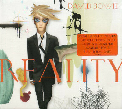David Bowie - Reality (2 X CD ' Special Edition)
