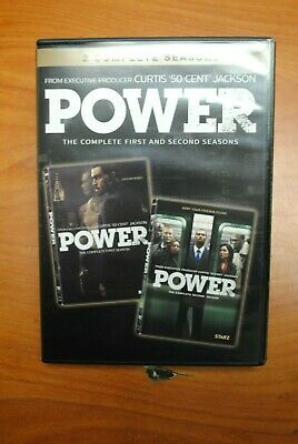 Power: The Complete First and Second Seasons (DVD)