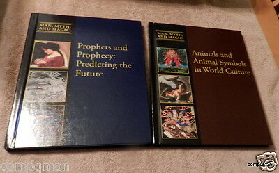 Prophets and Prophesy: Predicting the Future (Man, Myth, and Magic) Animals &