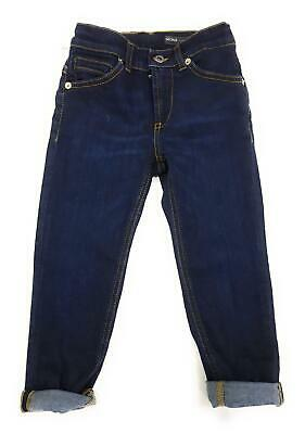 DONDUP george Bambino BP217DS0112 Blu Pantalone Estate