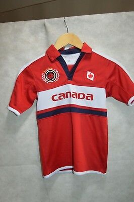 Maillot Hockey Sur Glace Teepee Sport Equipe Canada Team  T 2/4 Ans Jersey Tbe
