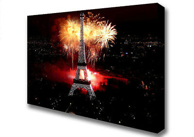 ART PRINT POSTER PHOTO CITYSCAPE EIFFEL TOWER PARIS FRANCE LFMP0470