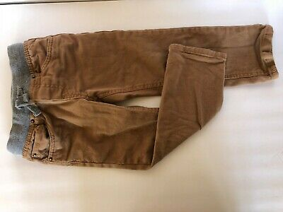 Cat & Jack Straight Size 4T Boys Pants Brown