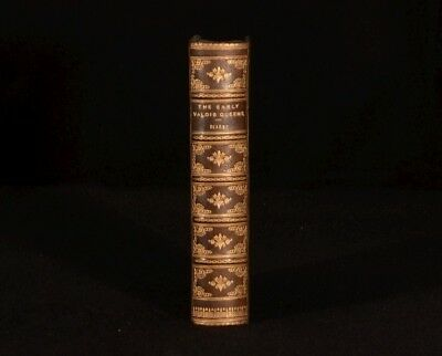 1899 Lives And Times Of the Early Valois Queens By C Bearne Illustrated First Ed