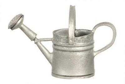 1:6//1:12 Metal Watering Can Doll House Miniature Garden Accessory Home Decor /_Q